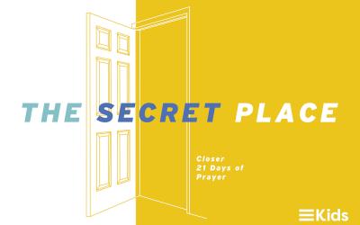 The Secret Place (Part 3)